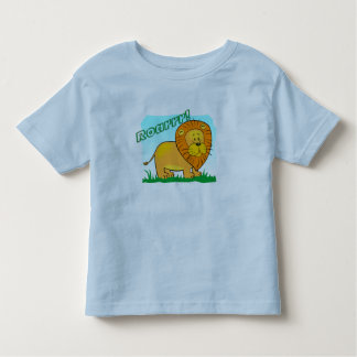 Roarrr! Lion Toddlers T-Shirt