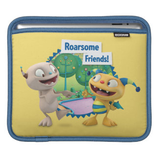 Roarsome Friends! Sleeve For iPads