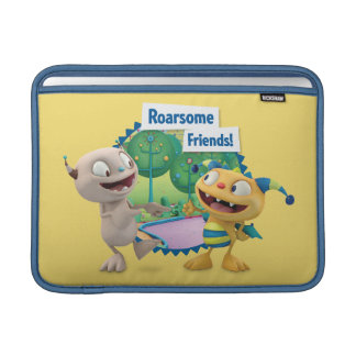 Roarsome Friends! Sleeve For MacBook Air