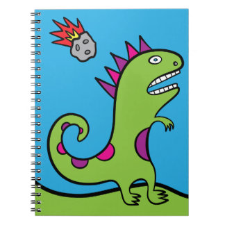 Roary the T-Rex - 80 Page Notebook