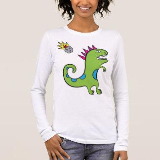 Roary the T-Rex - American Apparel Shirt