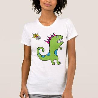 Roary the T-Rex - Ladies T-Shirt