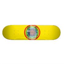 Roast Bacon Skateboard