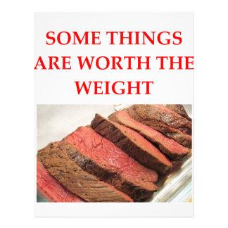 roast beef letterhead