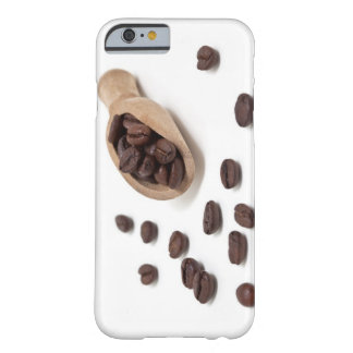 roast coffee beans with scoop barely there iPhone 6 case