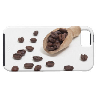 roast coffee beans with scoop iPhone SE/5/5s case