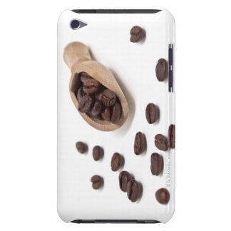 roast coffee beans with scoop iPod touch case