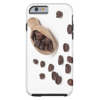 roast coffee beans with scoop tough iPhone 6 case