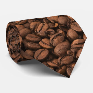 Roasted Arabica Coffee Beans - Brown Tie