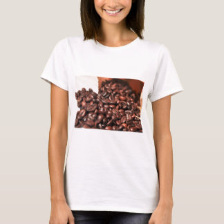 Roasted-coffee-bag1960 COFFEE BEANS GOOD MORNING H T-Shirt