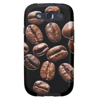 Roasted coffee beans galaxy s3 case