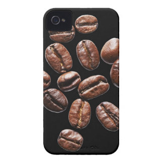 Roasted coffee beans iPhone 4 case