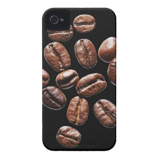 Roasted coffee beans iPhone 4 Case-Mate case