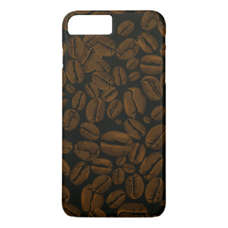 Roasted Coffee Beans iPhone 7 Plus Case