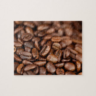 Roasted Coffee Beans Jigsaw Puzzle
