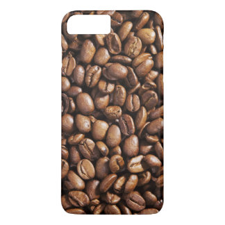 Roasted Coffee Beans Texture Structure iPhone 8 Plus/7 Plus Case