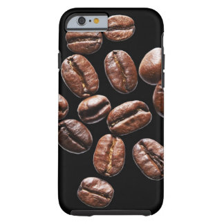 Roasted coffee beans tough iPhone 6 case