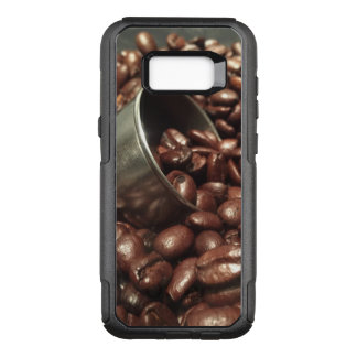 Roasted Coffee Beans With Silver Scoop Photograph OtterBox Commuter Samsung Galaxy S8+ Case