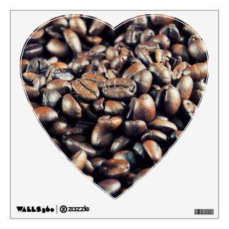 Roasted coffee wall sticker