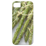 Roasted green asparagus with lemon zest, iPhone 5 case