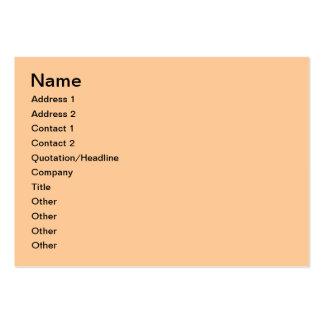 Roasted peanuts texture business card