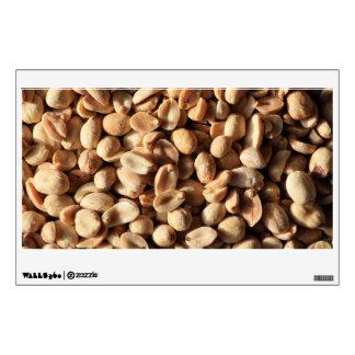 Roasted peanuts texture room decal