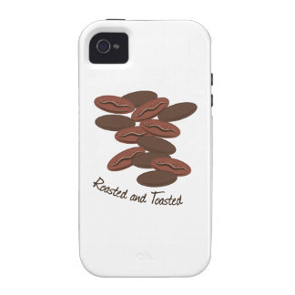 Roasted & Toasted Case-Mate iPhone 4 Cover