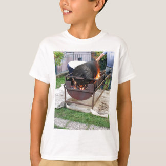 Roasting chestnuts T-Shirt
