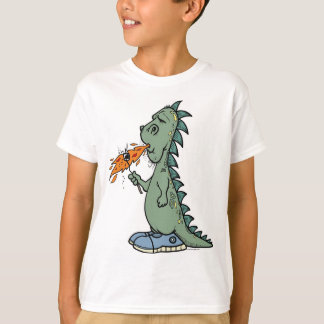 Roasting Marshmallows (Child) T-Shirt
