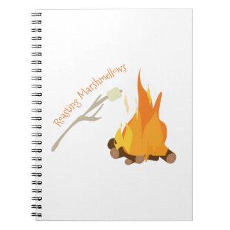 Roasting Marshmellows Notebook