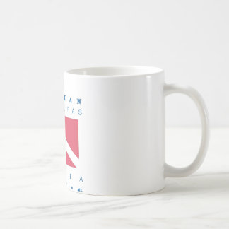 Roatan Honduras Classic White Coffee Mug