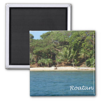 Roatan, Honduras Magnet