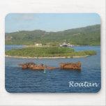 Roatan, Honduras Mouse Pads
