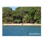 Roatan, Honduras Post Card