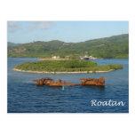 Roatan, Honduras Post Cards