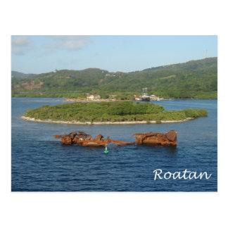 Roatan, Honduras Postales