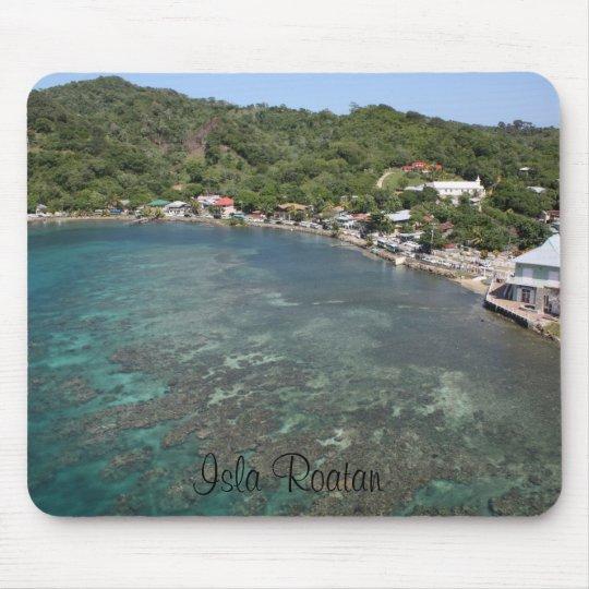 Roatan Island Mousepad