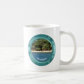 Roatan Portholes Coffee Mug