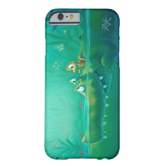 Rob Kaz iPhone 6 Case, Friendly Ride Barely There iPhone 6 Case