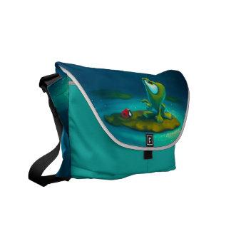 Rob Kaz - Messenger Bag, Medium - Monarch Courier Bag