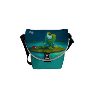 Rob Kaz Messenger Bag, Monarch Messenger Bag
