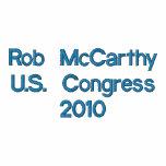 Rob McCarthy Sudadera Con Capucha