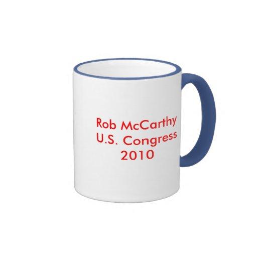 Rob McCarthy Tazas De Café