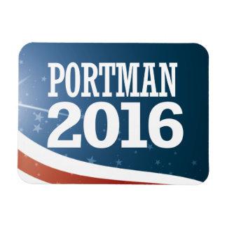 Rob Portman 2016 Magnet