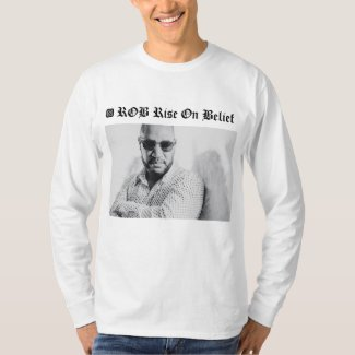 Rob Rise On Belief Photograph T-Shirt