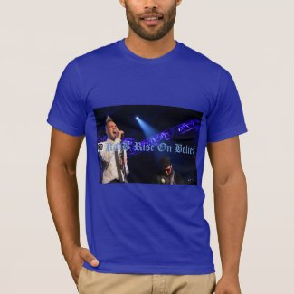 ROB Rise On Belief Photograph T-Shirts