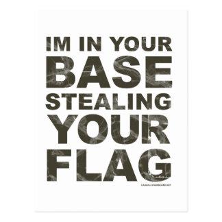 Robando su bandera - FPS, juego, videojugador, Postal