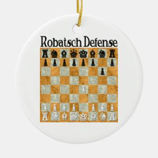 Robatsch Defense Ornament