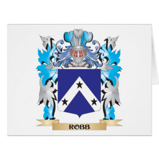 Robb Coat of Arms - Family Crest Greeting Card