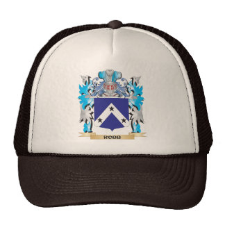 Robb Coat of Arms - Family Crest Trucker Hat